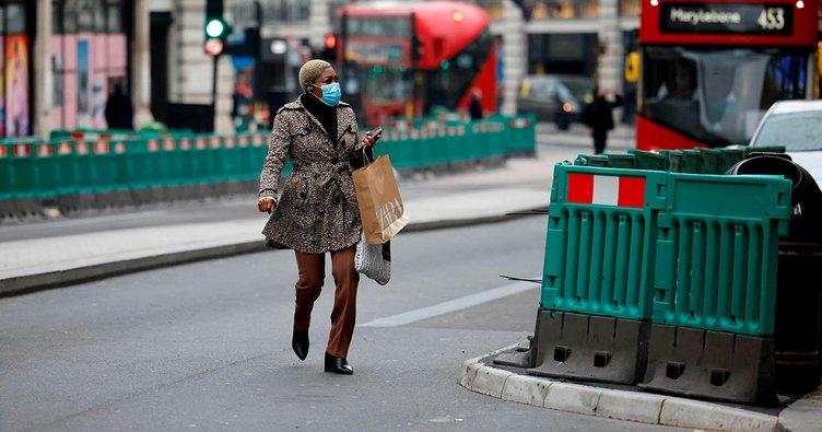 İngiltere'de kısmi sokağa çıkma yasağı: Yeni vaka hızı yüzde 30 düştü