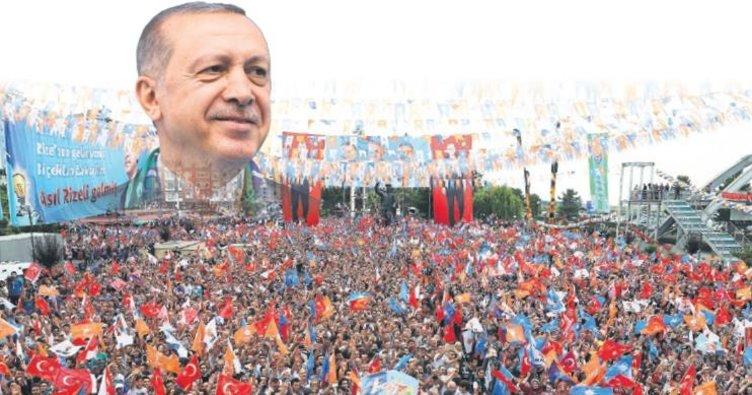 Aydınlık Türkiye için yollara düşme vakti