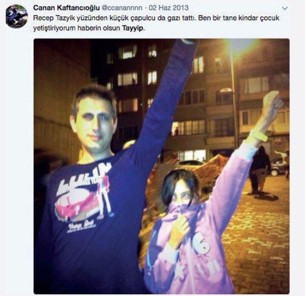 İşte CHP İstanbul İl Başkanı Canan Kaftancıoğlu'nun skandal tweetleri!