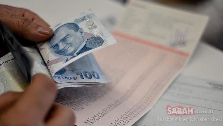 SSK emeklisi için bin 818 TL! Memur emeklisi için farklı maaş!