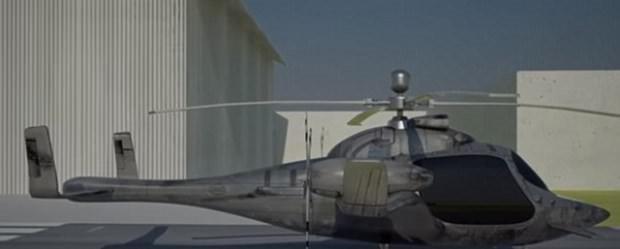 Airbus'un son bombası: Hypercopter