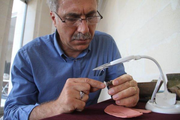 Harput'ta 2 bin 700 yıllık mühür bulundu