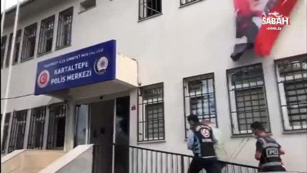 İki değnekçi daha suçüstü yakalandı   Video