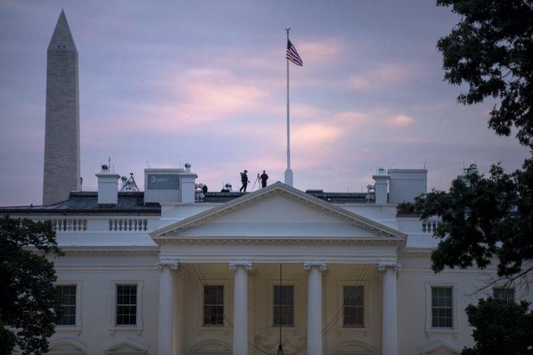 Beyaz Saray'ın davetsiz misafirleri