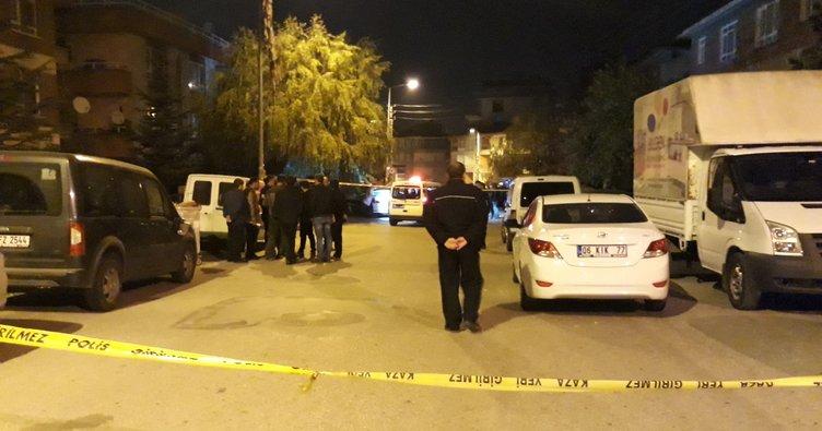 Ankara'da Polisin 'Dur' ihtarına uymayan şahıs, etkisiz hale getirildi