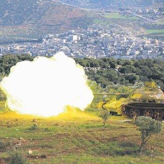 Teröristin Kilis'le sınır teması kesildi