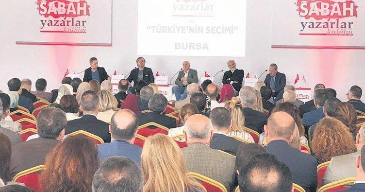 Türkiye zirveye oynadığı için hedefte