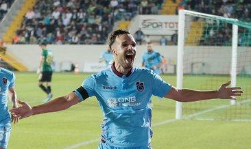 Trabzonspor'da Filip Novak şoku