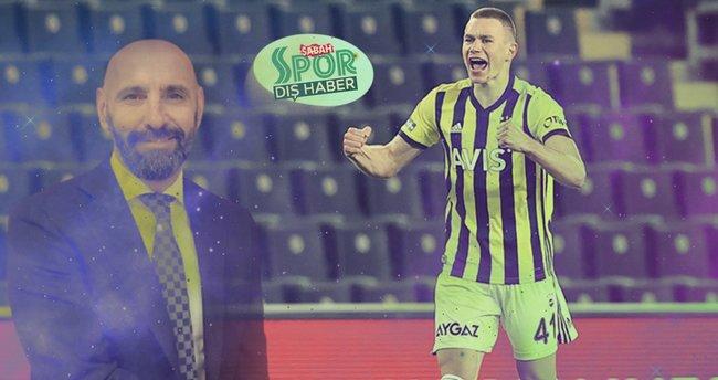 Son dakika: Sevilla Fenerbahçeli Attila Szalai'nin peşinde! Jules Kounde'nin yerine...