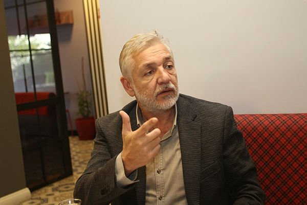 Gürcan Bilgiç: Sarsaklık!
