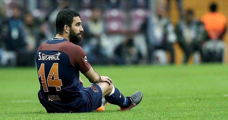 Arda Turan UEFA'ya bildirilmedi