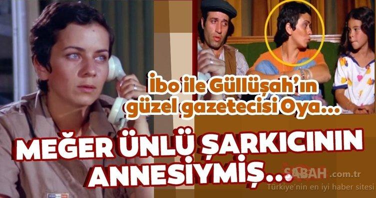 İbo ve Güllüşah'ın Oya'sı usta oyuncu Deniz Türkali meğer ünlü şarkıcının annesiymiş... Ünlü isimlerin ünlü çocukları sizi çok şaşırtacak!
