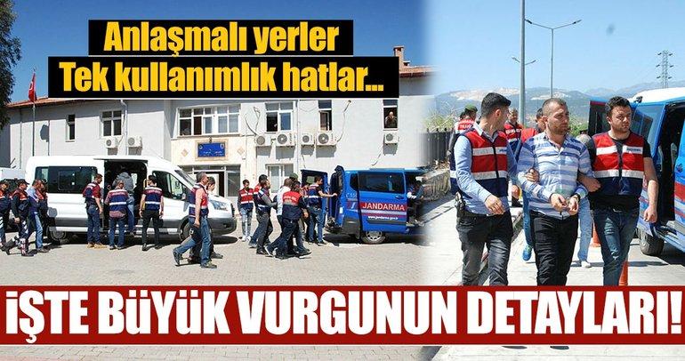 Son Dakika: Mersin ve Adana'da büyük vurgun! Ağır hasarlı araçlar hasarsız gibi gösterilerek satılmış