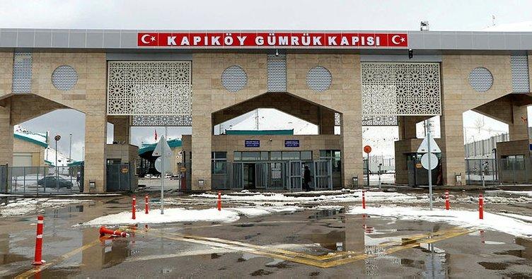 Son dakika! Kapıköy Sınır Kapısı açılıyor