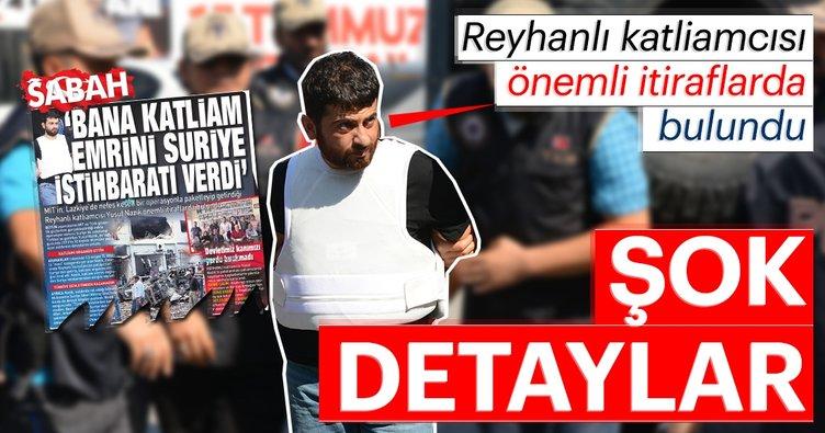 'Katliam emrini Suriye istihbaratından aldım'