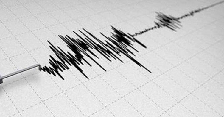 Manisa'da 3.7 şiddetinde deprem