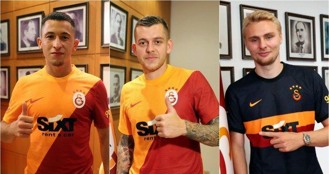 Galatasaray, Nelsson, Cicaldau ve Morutan'ı sevdi! Transfer taksitleri bitmeden...