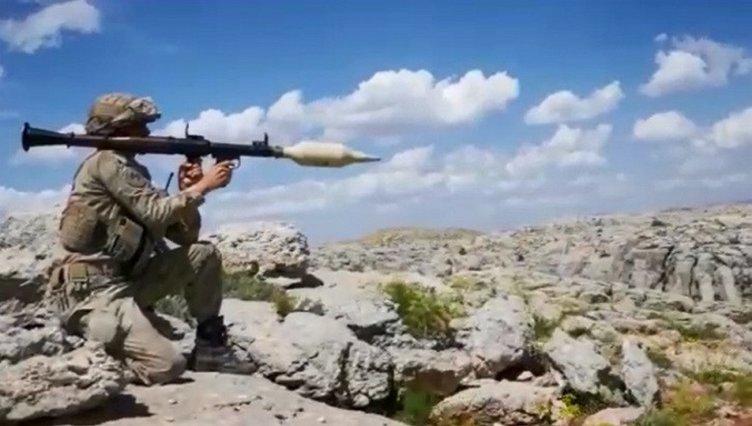 Son dakika: PKK'ya çok ağır darbe! 106 terörist etkisiz...