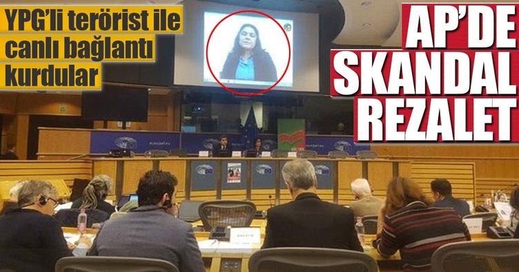 Avrupa Parlamentosu'nda bir rezalet daha