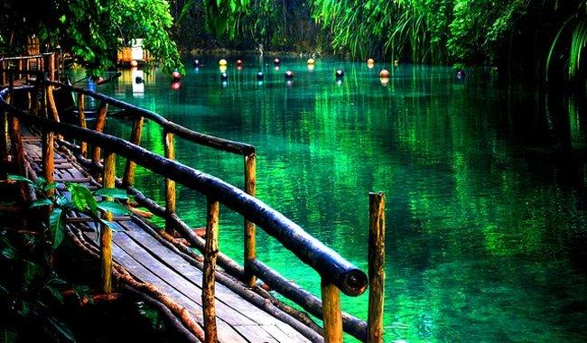 Şaşırtıcı 3 doğal havuz!