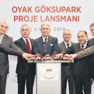 OYAK Ankara'ya kent kuruyor