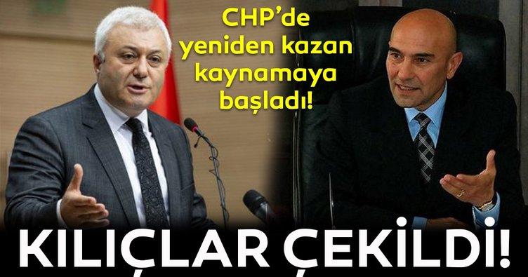 İzmir'de Tunç Soyer ve Tuncay Özkan'ın kongre mücadelesi