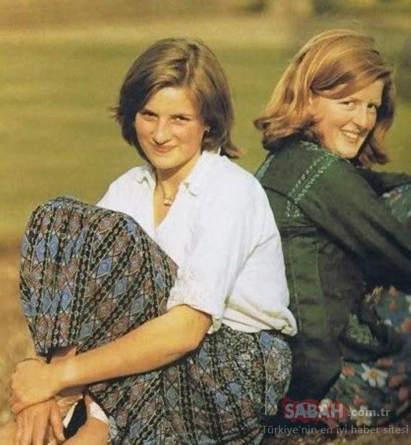Lady Diana'nın itirafları gün yüzüne çıktı! İşte Lady Diana hakkındaki gerçekler...