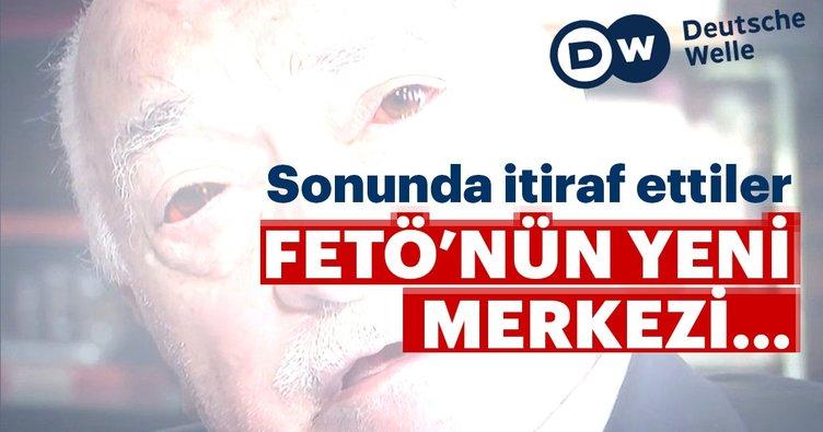 Son Dakika: Alman yayın kuruluşu Deutsche Welle itiraf etti... FETÖ'nün can simidi Almanya