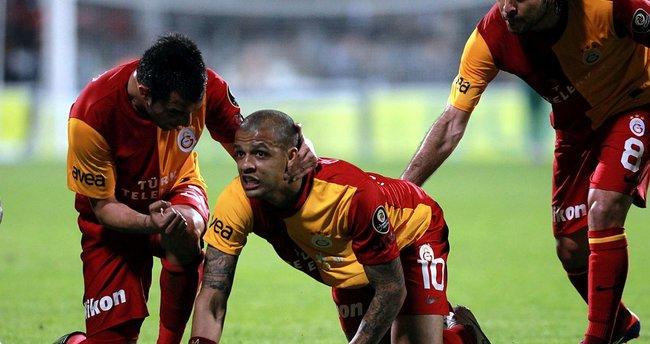 Galatasaray Beşiktaş derbisi öncesi Felipe Melo'dan gönderme! 'Beşiktaş'ı iyi tanırım...'