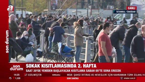 Son Dakika   Sokağa çıkma yasağı ne zaman başlayacak, saat kaçta bitecek? İstanbul'da corona virüste son durum   Video