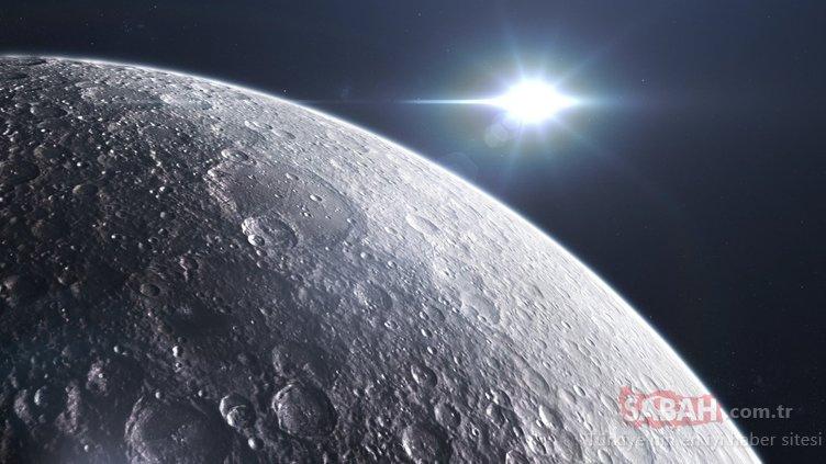 NASA Ay açıklamasıyla hedef saptıracak! Komplo uzmanlarının iddiası dudak uçuklattı