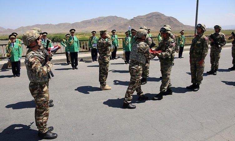 Ermenistan'a gözdağı! Türk askeri Azerbaycan'da