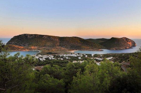 Akdeniz'deki saklı cennet