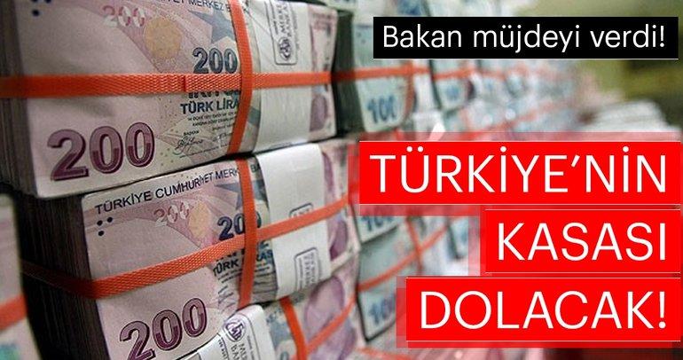 Son dakika: Bakan Ağbal'dan bütçe müjdesi! Türkiye'nin kasası dolacak...