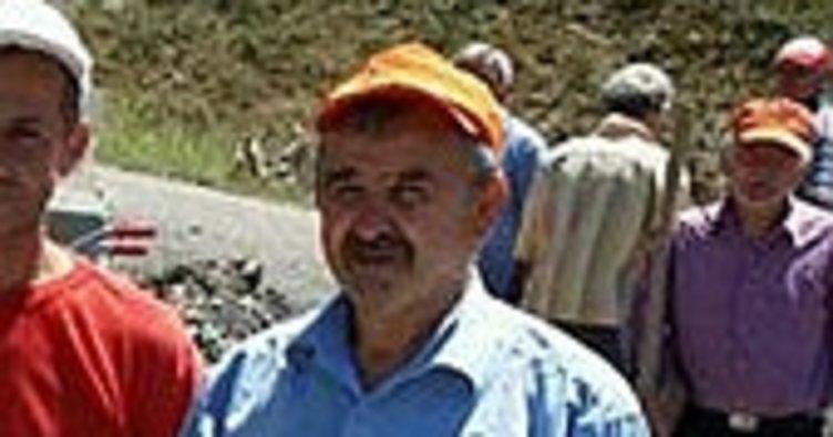 Arı sokan çiftçi, kalp krizinden öldü