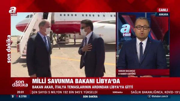 Libya'ya üst düzey ziyaret | Video