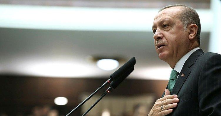 Cumhurbaşkanı Erdoğan, Uyum Komisyonu üyelerini topladı