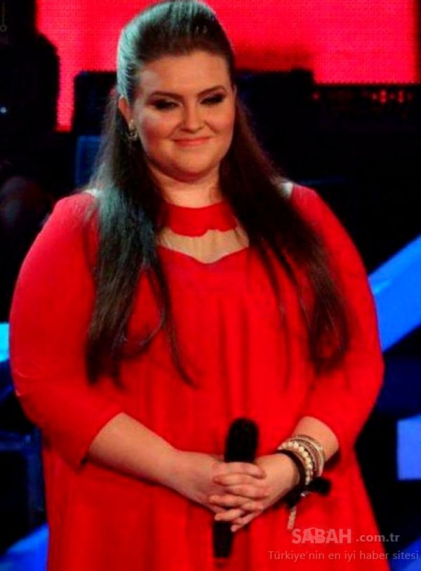 Ünlü şarkıcı verdiği kilolarla görenleri hayrete düşürdü!