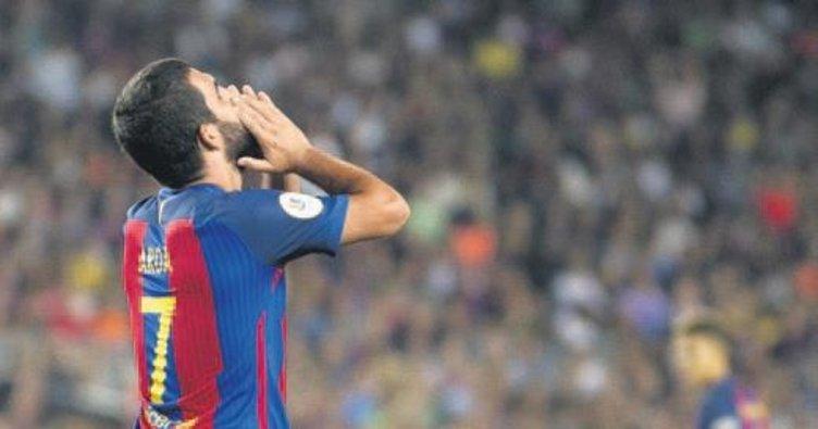 Barça'nın sildiği Arda Turan için Galatasaray iddiası