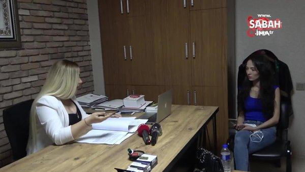 Mersin'de karısının yatak odası özel videolarını arkadaşlarına gönderen kocaya dava | Video