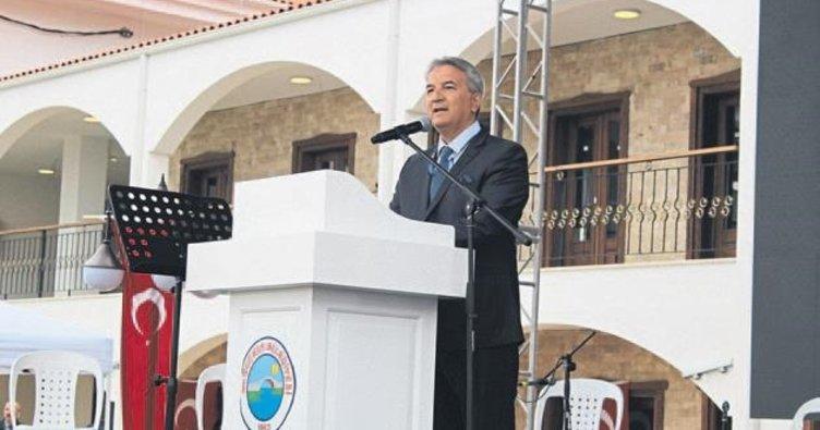 41. Turizm Haftası Menderes'te başladı