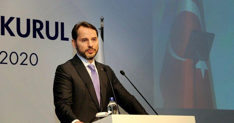 Son dakika | Hazine ve Maliye Bakanı Berat Albayrak'tan enflasyon mesajı