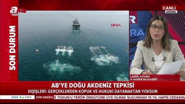 Türkiye'den MED7 zirvesi sonunda kabul edilen bildiriyesert tepki | Video