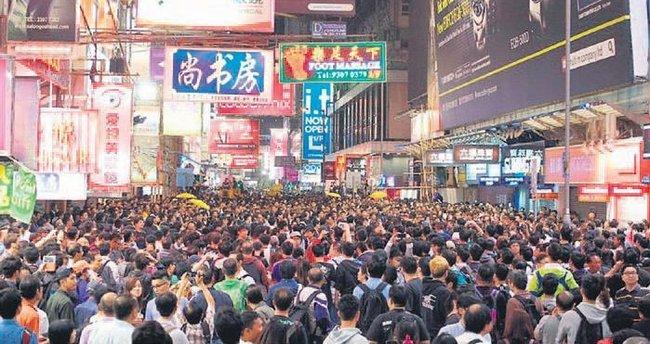 Kilometrekareye 130 bin kişi düşüyor