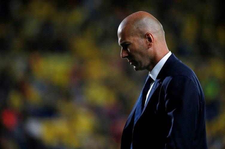 İngiliz basını yazdı! Zinedine Zidane'ın yeni adresi...