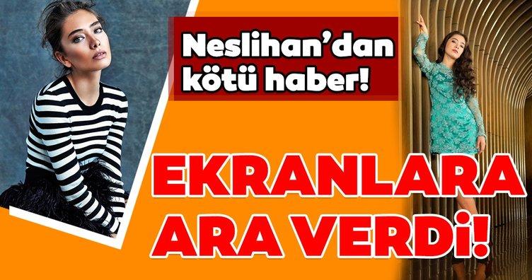 Son dakika: Ünlü oyuncu Neslihan Atagül Doğulu, Sefirin Kızı'ndan ayrıldı