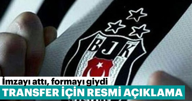 Beşiktaş, Adem Ljajic'i resmen açıkladı