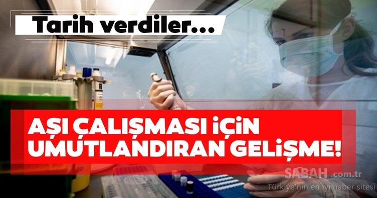 Son Dakika Haberi: İsviçreli bilim insanlarından umutlandıran açıklama! Aşı çalışması....