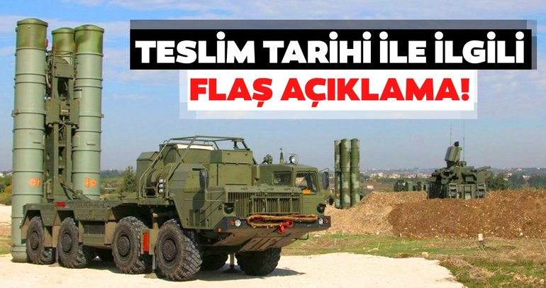 Cumhurbaşkanı Yardımcısı Oktay: Türkiye S-400 ile ilgili kendi çıkarları neyse onun gereğini yapıyor