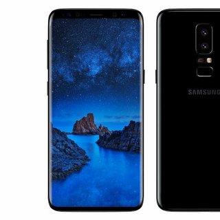 Samsung Galaxy S9 testten geçti!